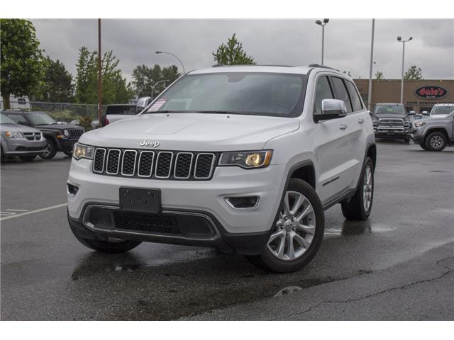 2017 Jeep Grand Cherokee Limited (Stk: EE894000) in Surrey - Image 3 of 26