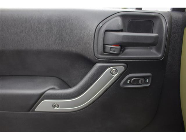 2013 Jeep Wrangler Unlimited Rubicon (Stk: J893223A) in Surrey - Image 20 of 25