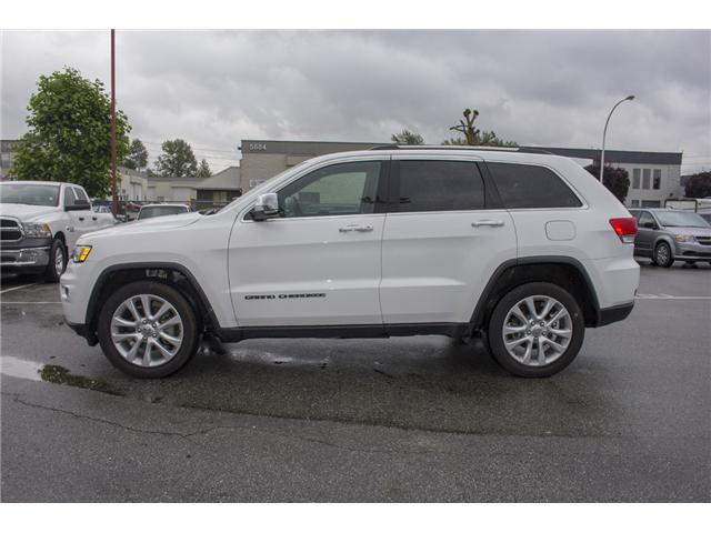 2017 Jeep Grand Cherokee Limited (Stk: EE894000) in Surrey - Image 4 of 26