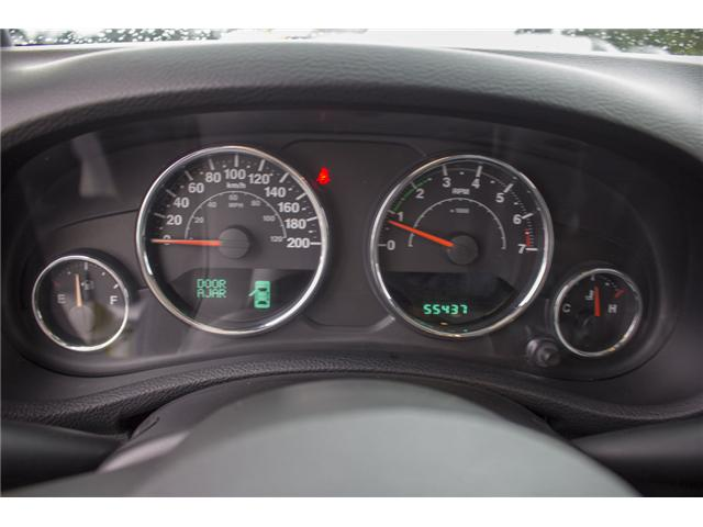 2013 Jeep Wrangler Unlimited Rubicon (Stk: J893223A) in Surrey - Image 22 of 25