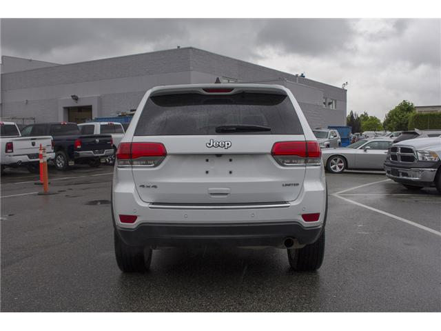 2017 Jeep Grand Cherokee Limited (Stk: EE894000) in Surrey - Image 6 of 26