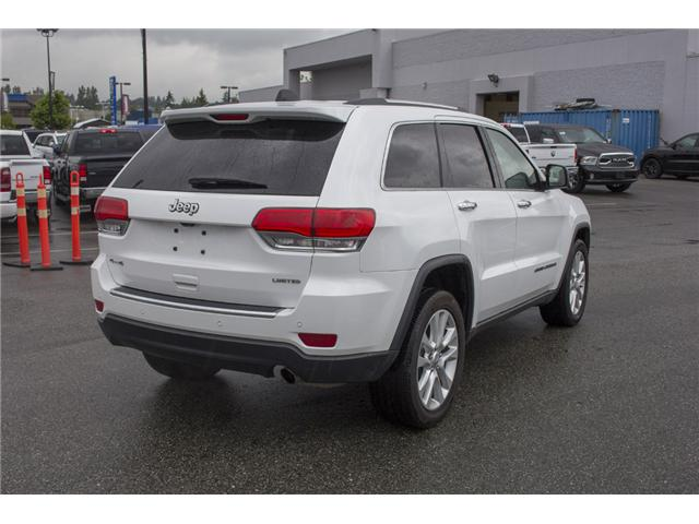 2017 Jeep Grand Cherokee Limited (Stk: EE894000) in Surrey - Image 7 of 26