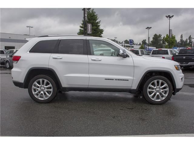 2017 Jeep Grand Cherokee Limited (Stk: EE894000) in Surrey - Image 8 of 26