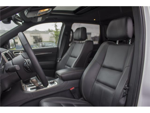 2017 Jeep Grand Cherokee Limited (Stk: EE894000) in Surrey - Image 10 of 26