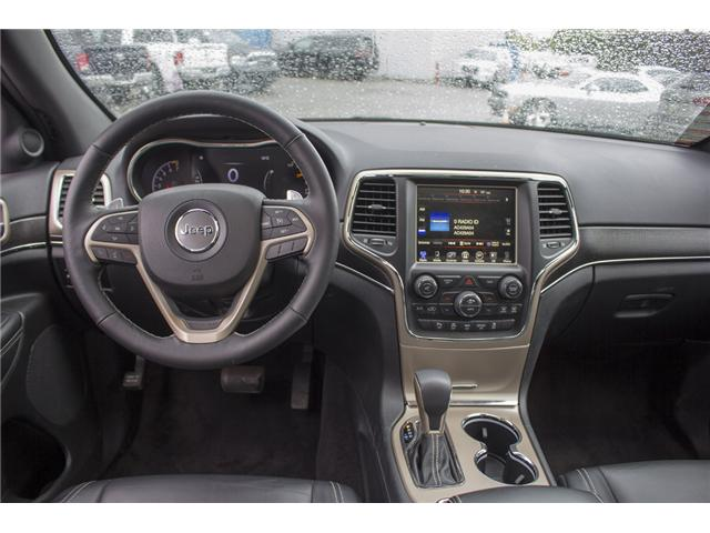 2017 Jeep Grand Cherokee Limited (Stk: EE894000) in Surrey - Image 13 of 26