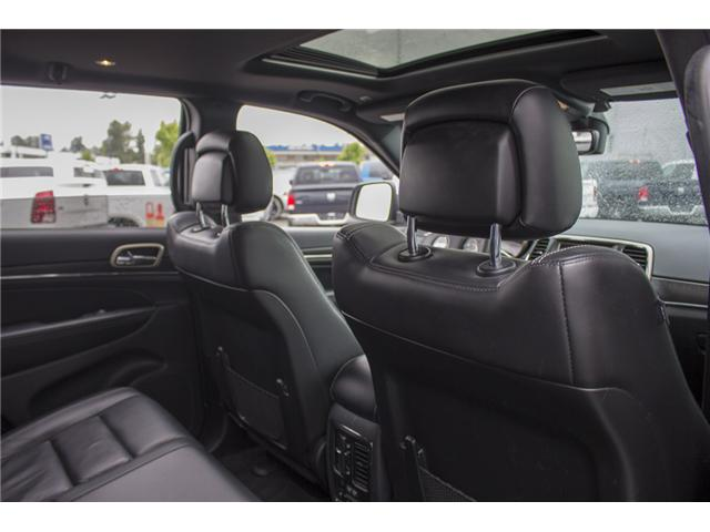 2017 Jeep Grand Cherokee Limited (Stk: EE894000) in Surrey - Image 15 of 26