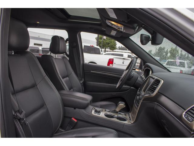 2017 Jeep Grand Cherokee Limited (Stk: EE894000) in Surrey - Image 17 of 26