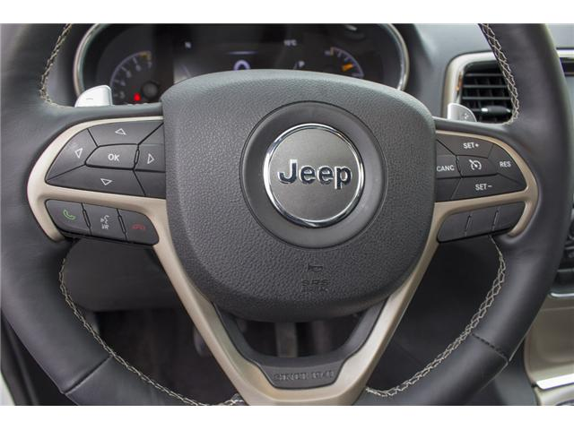 2017 Jeep Grand Cherokee Limited (Stk: EE894000) in Surrey - Image 19 of 26