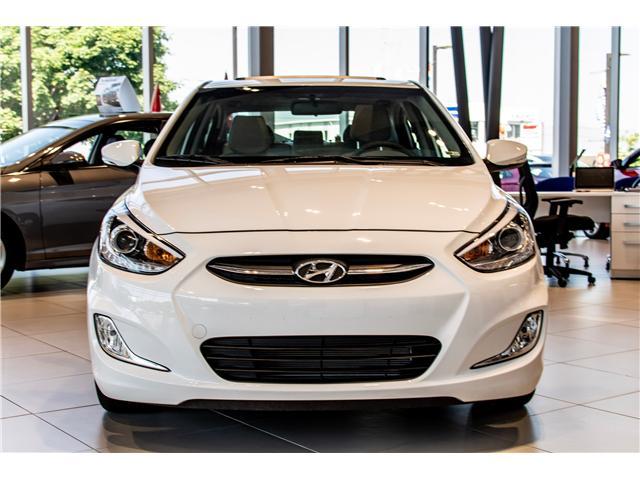 2017 Hyundai Accent GLS (Stk: R76932) in Ottawa - Image 2 of 10