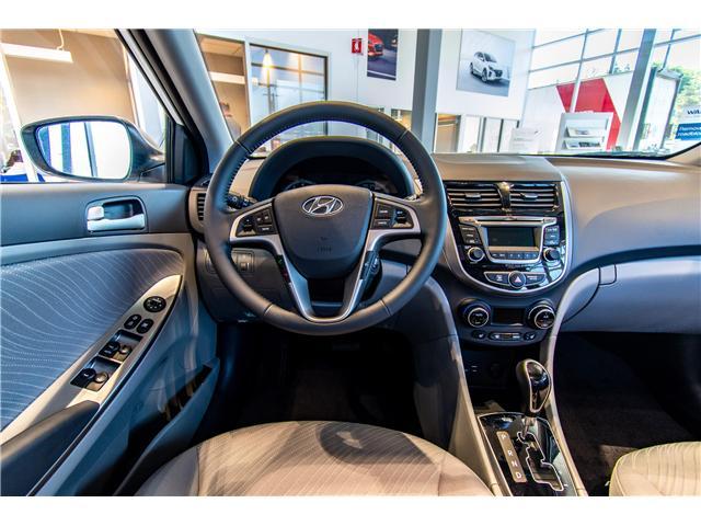 2017 Hyundai Accent GLS (Stk: R76932) in Ottawa - Image 8 of 10