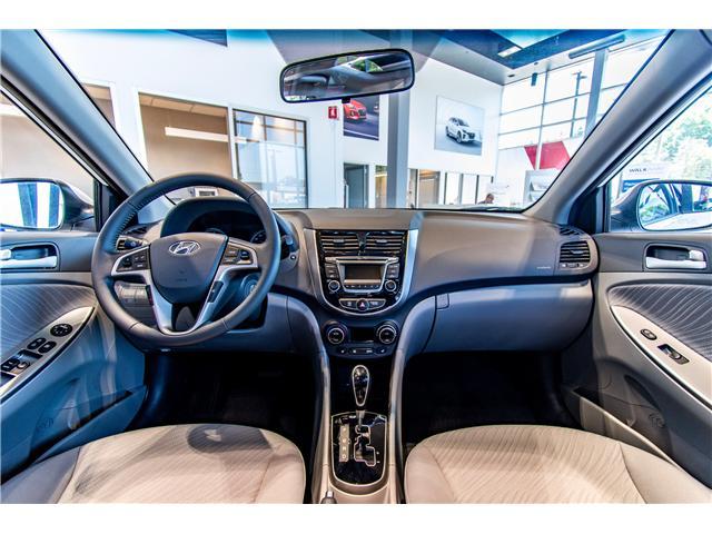 2017 Hyundai Accent GLS (Stk: R76932) in Ottawa - Image 7 of 10