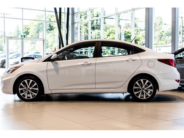 2017 Hyundai Accent GLS (Stk: R76932) in Ottawa - Image 3 of 10