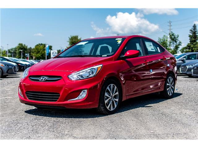 2017 Hyundai Accent SE (Stk: R76938) in Ottawa - Image 1 of 11