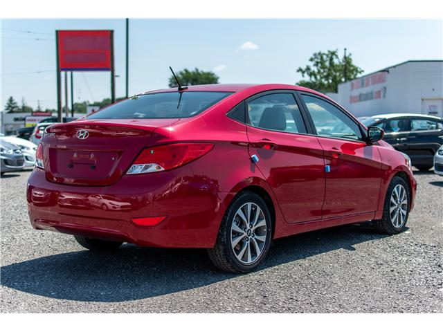 2017 Hyundai Accent SE (Stk: R76938) in Ottawa - Image 5 of 11