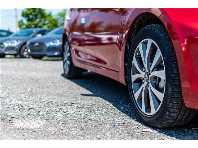 2017 Hyundai Accent SE (Stk: R76938) in Ottawa - Image 7 of 11