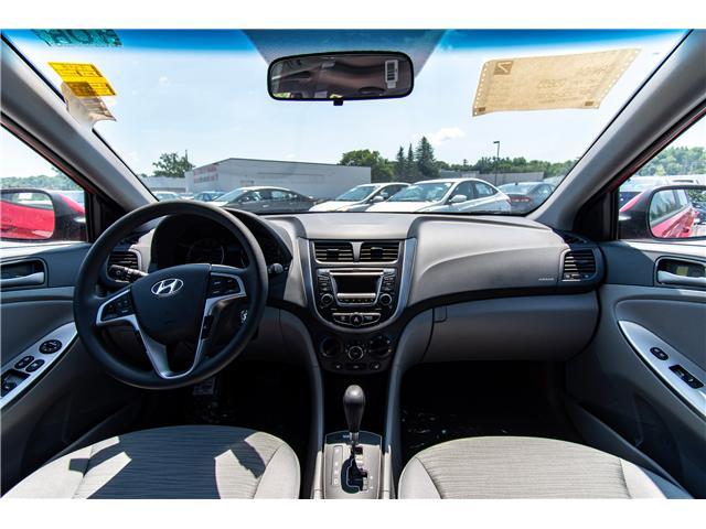 2017 Hyundai Accent SE (Stk: R76938) in Ottawa - Image 8 of 11