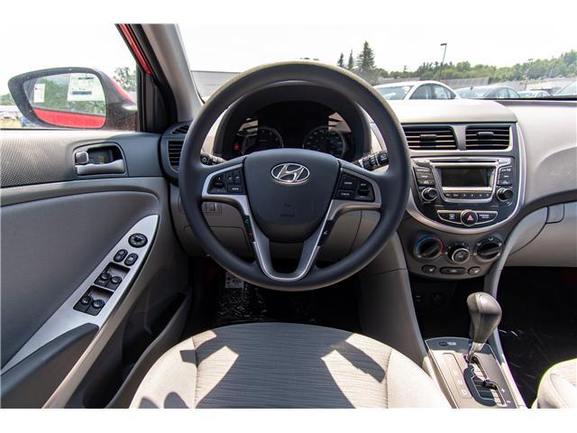 2017 Hyundai Accent SE (Stk: R76938) in Ottawa - Image 9 of 11