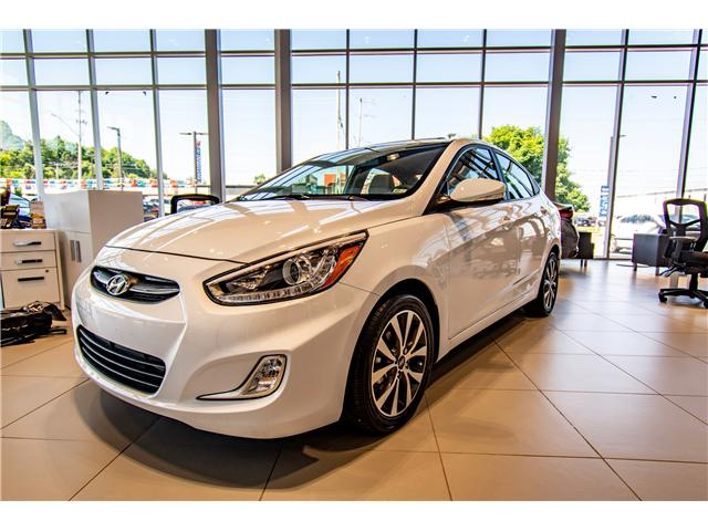 2017 Hyundai Accent GLS (Stk: R76932) in Ottawa - Image 1 of 10