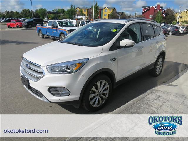 2017 Ford Escape Titanium (Stk: B83098) in Okotoks - Image 1 of 22