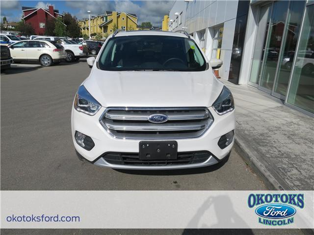 2017 Ford Escape Titanium (Stk: B83098) in Okotoks - Image 2 of 22