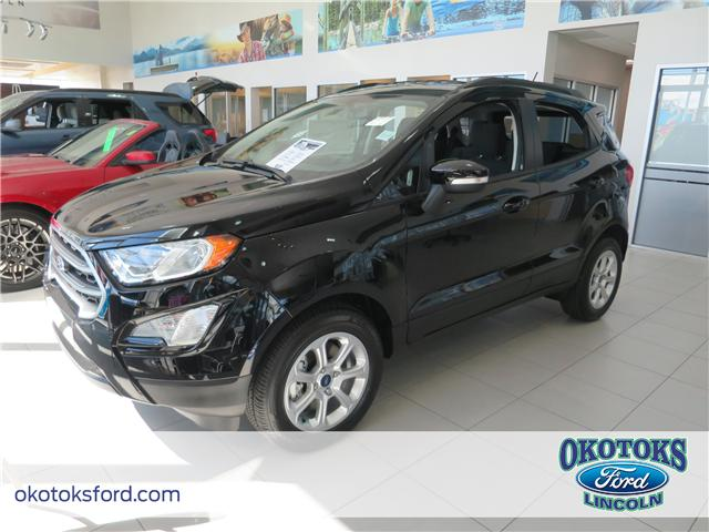 2018 Ford EcoSport SE (Stk: J-2229) in Okotoks - Image 1 of 5