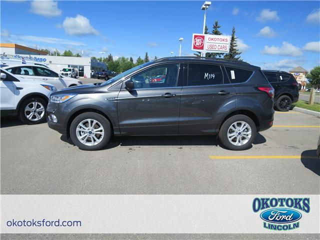 2018 Ford Escape SEL (Stk: JK-377) in Okotoks - Image 2 of 5