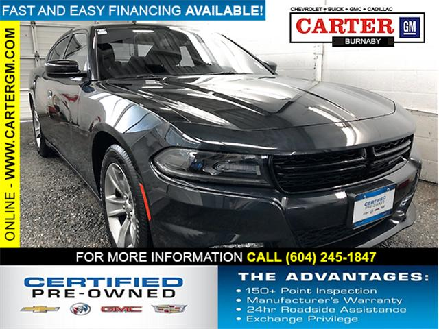 2017 Dodge Charger SXT (Stk: P9-54290) in Burnaby - Image 1 of 24