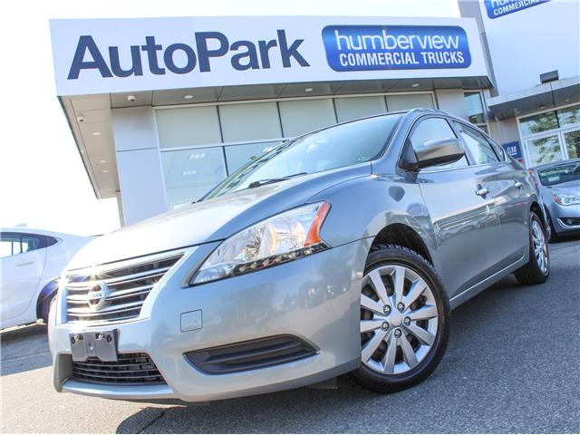 2013 Nissan Sentra 1.8 S (Stk: 13-650758) in Mississauga - Image 1 of 26