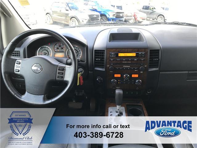 2011 Nissan Titan SL (Stk: J-1266A) in Calgary - Image 2 of 16