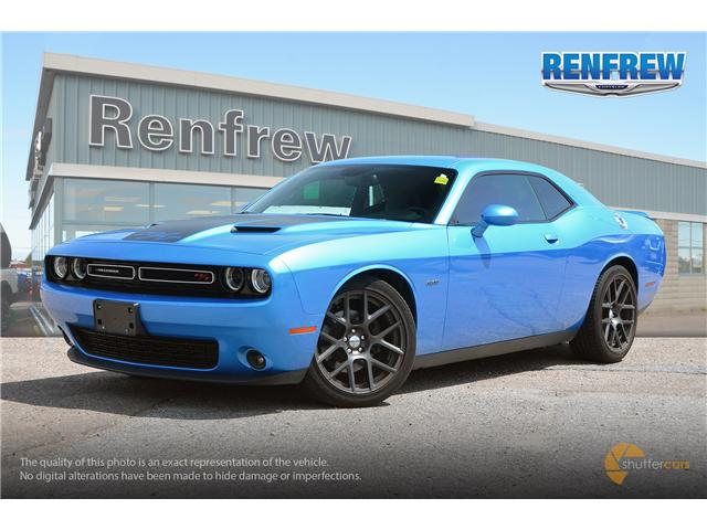 2016 Dodge Challenger R/T (Stk: SLH001A) in Renfrew - Image 2 of 20