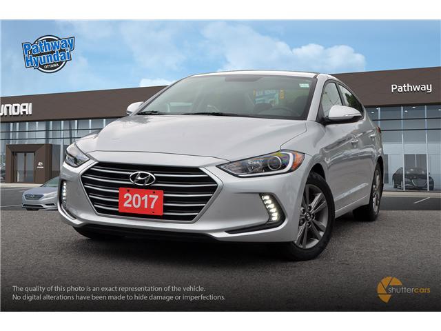 2017 Hyundai Elantra GL (Stk: P3162) in Ottawa - Image 1 of 20