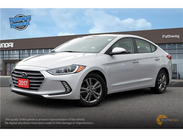 2017 Hyundai Elantra GL (Stk: P3162) in Ottawa - Image 2 of 20