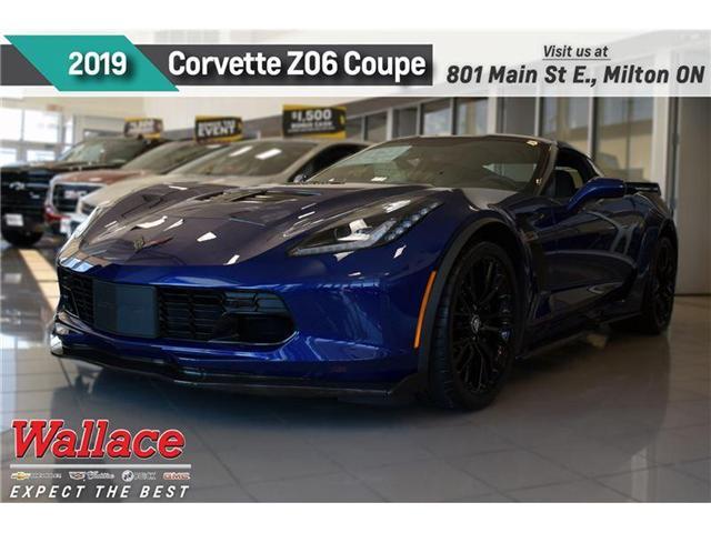 2019 Chevrolet Corvette Z06 (Stk: 601772) in Milton - Image 1 of 16
