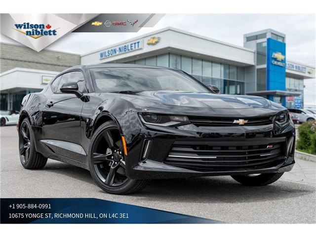 2018 Chevrolet Camaro 1LT (Stk: 181083) in Richmond Hill - Image 1 of 20