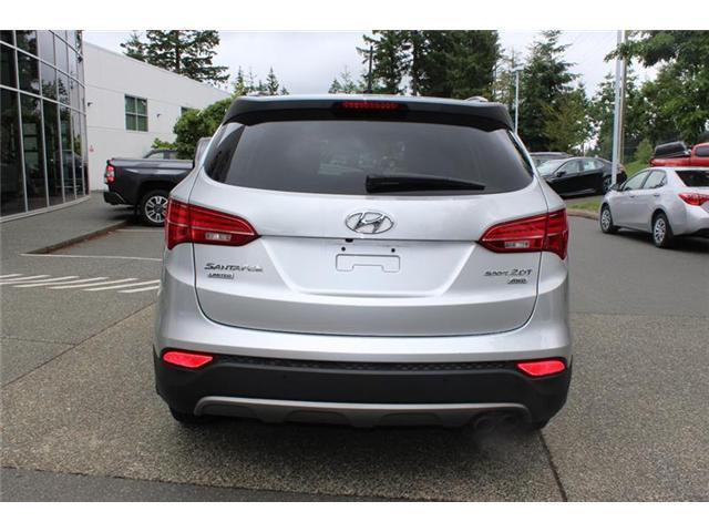 2014 Hyundai Santa Fe Sport  (Stk: 11962A) in Courtenay - Image 4 of 28