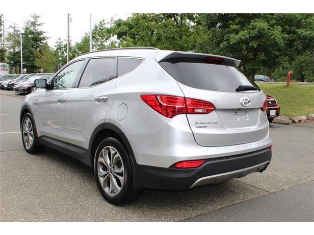 2014 Hyundai Santa Fe Sport  (Stk: 11962A) in Courtenay - Image 5 of 28