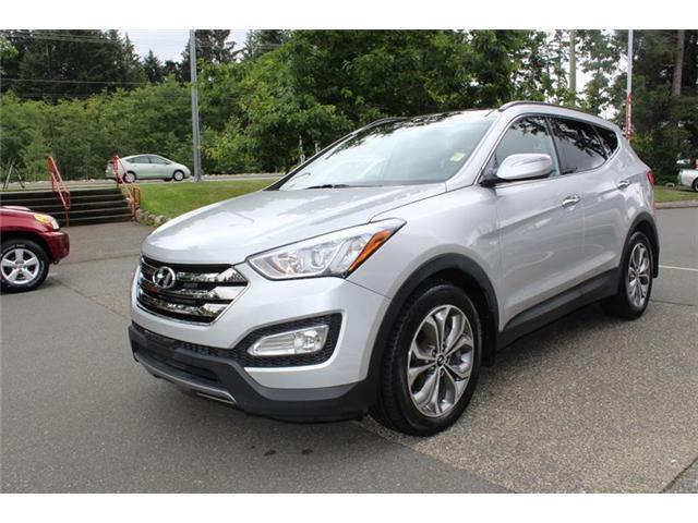 2014 Hyundai Santa Fe Sport  (Stk: 11962A) in Courtenay - Image 7 of 28