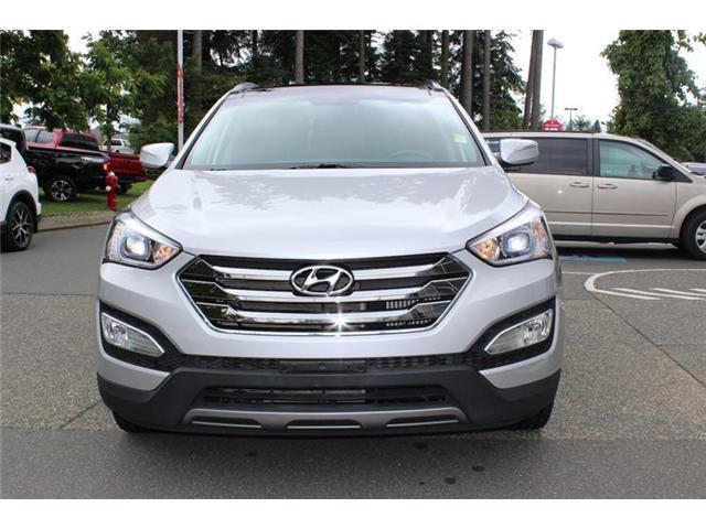 2014 Hyundai Santa Fe Sport  (Stk: 11962A) in Courtenay - Image 8 of 28