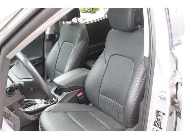 2014 Hyundai Santa Fe Sport  (Stk: 11962A) in Courtenay - Image 10 of 28