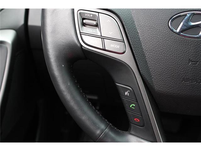 2014 Hyundai Santa Fe Sport  (Stk: 11962A) in Courtenay - Image 17 of 28