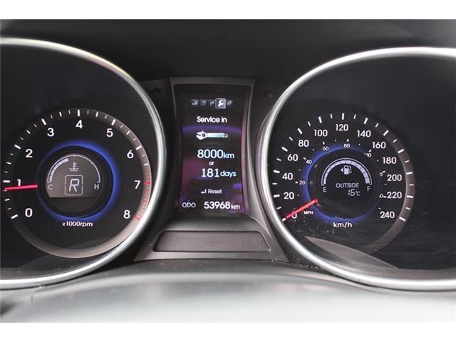 2014 Hyundai Santa Fe Sport  (Stk: 11962A) in Courtenay - Image 25 of 28