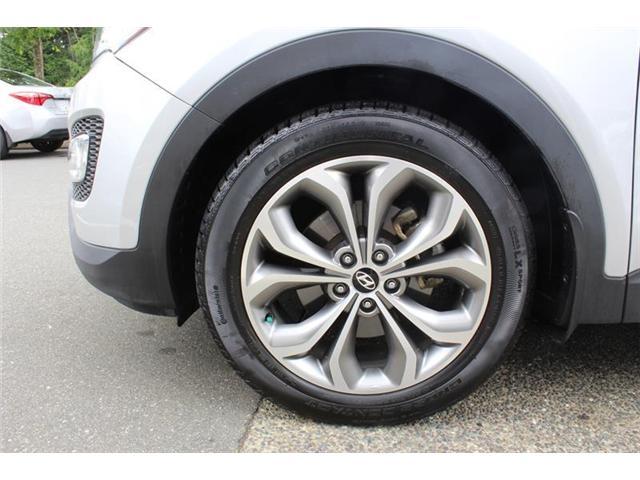 2014 Hyundai Santa Fe Sport  (Stk: 11962A) in Courtenay - Image 26 of 28