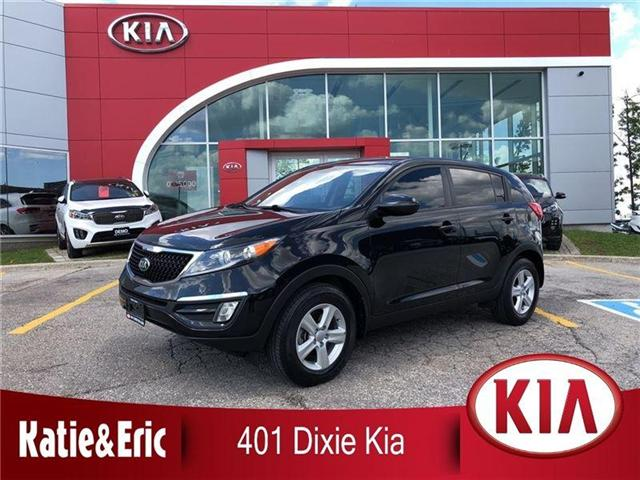 2015 Kia Sportage LX (Stk: S178022A) in Mississauga - Image 1 of 22
