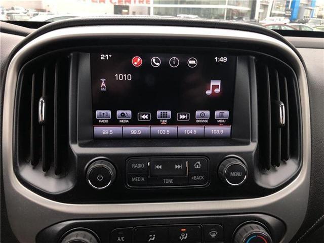 2016 GMC Canyon SLE|Bluetooth|Sirius|Clean Carproof| (Stk: PL17005) in BRAMPTON - Image 17 of 20