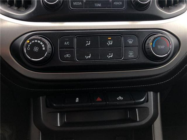 2016 GMC Canyon SLE|Bluetooth|Sirius|Clean Carproof| (Stk: PL17005) in BRAMPTON - Image 19 of 20