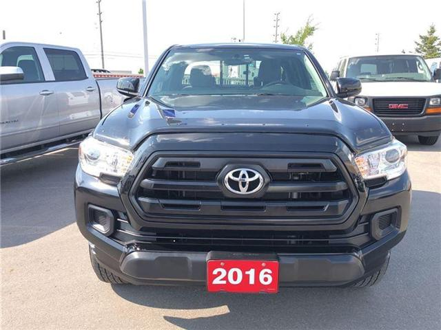 2016 Toyota Tacoma SR+|BACK UP CAMERA|BLUETOOTH|POWER WINDOWS| (Stk: 215548A) in BRAMPTON - Image 2 of 18