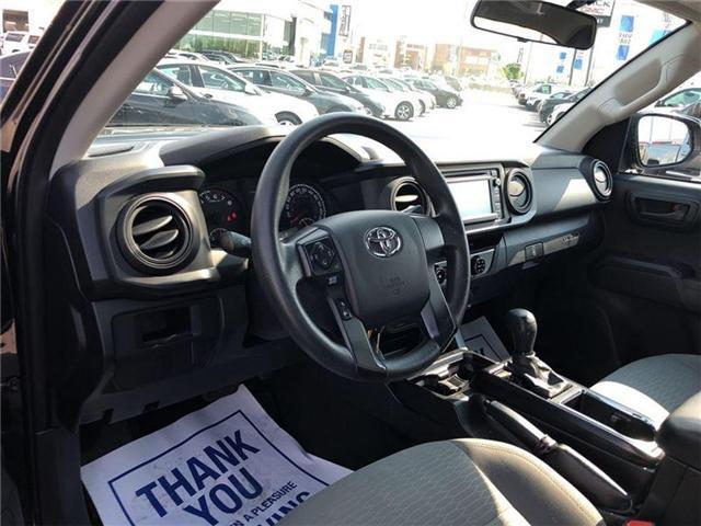 2016 Toyota Tacoma SR+|BACK UP CAMERA|BLUETOOTH|POWER WINDOWS| (Stk: 215548A) in BRAMPTON - Image 10 of 18