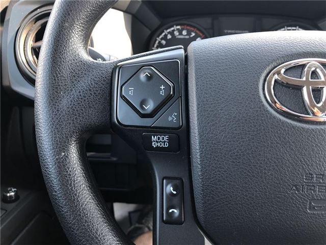 2016 Toyota Tacoma SR+|BACK UP CAMERA|BLUETOOTH|POWER WINDOWS| (Stk: 215548A) in BRAMPTON - Image 14 of 18