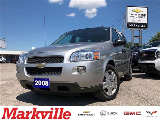 2008 Chevrolet Uplander GM CERTIFIED- VERY CLEAN 1 OWNER- ONLY 41, 453KMS! (Stk: P6213) in Markham - Image 1 of 17