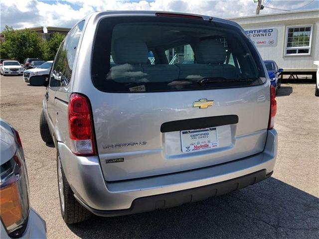 2008 Chevrolet Uplander GM CERTIFIED- VERY CLEAN 1 OWNER- ONLY 41, 453KMS! (Stk: P6213) in Markham - Image 2 of 17